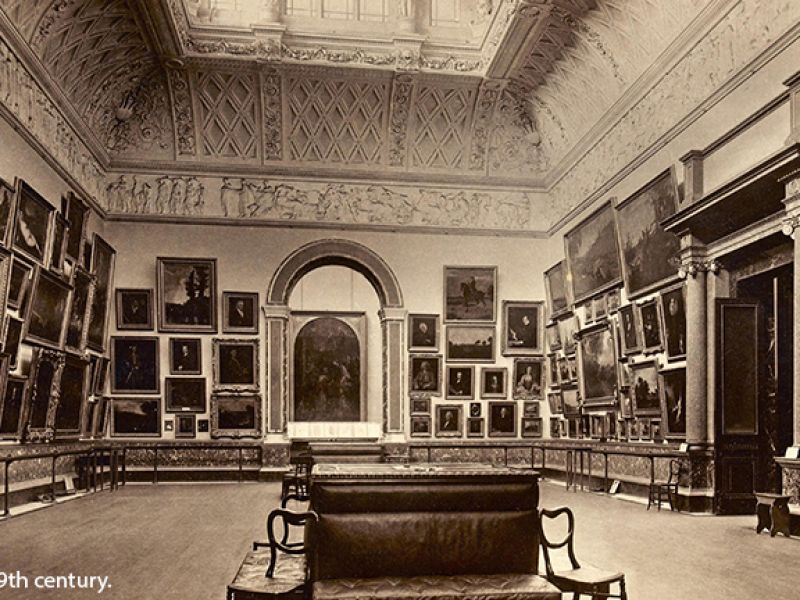 Gallery 3 in the 19th Century