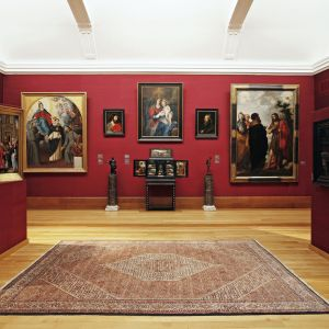Interior of Gallery 8