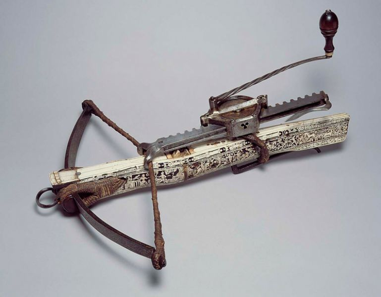 Featured image for the project: Crossbow