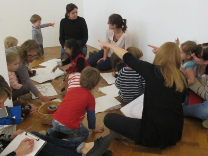 Featured image for the project: Practitioner-Led Research with Young Children: Fitzlanders