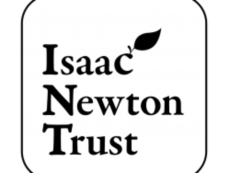 Logo for Isaac Newton Trust