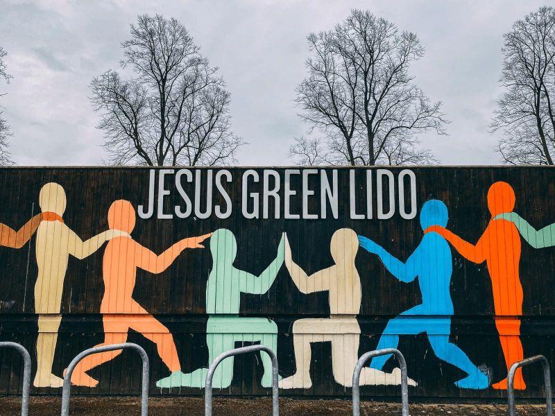 Jesus Green Lido by Giacomo Bufarini_RUN © Nelly Duff 2021