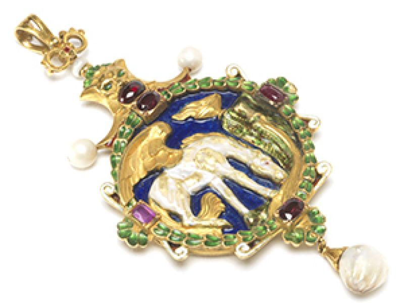 Highlight image for Designers & Jewellery 1850–1940: Jewellery & Metalwork from The Fitzwilliam Museum