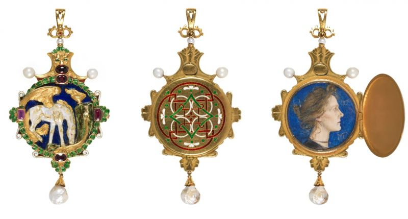 Featured image for the project: The Collection of Charles de Sousy Ricketts and Charles Haslewood Shannon