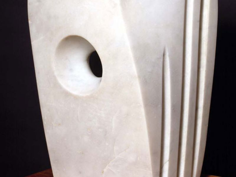 Barbara Hepworth's 'Minoan Head'