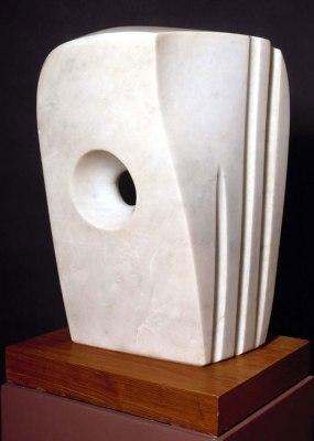 Barbara Hepworth's 'Minoan Head'