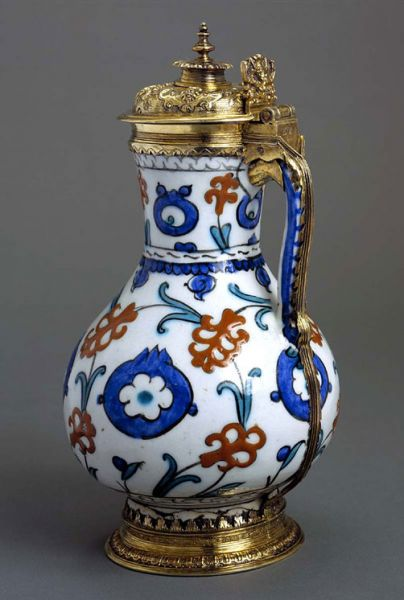 Featured image for the project: Iznik Jug