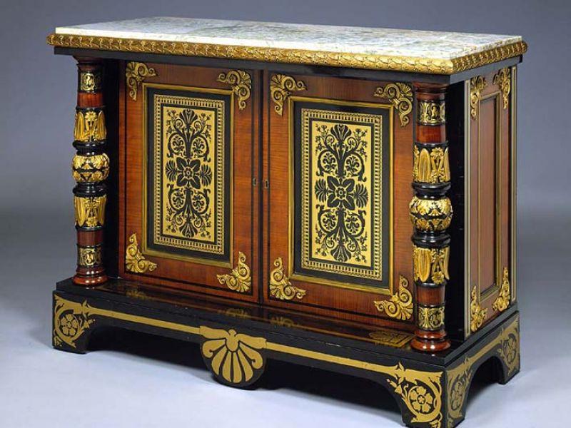 Cabinet, 1817