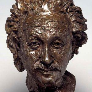 A Bust of Albert Einstein © The Estate of Paul Nash/Tate, London 2003