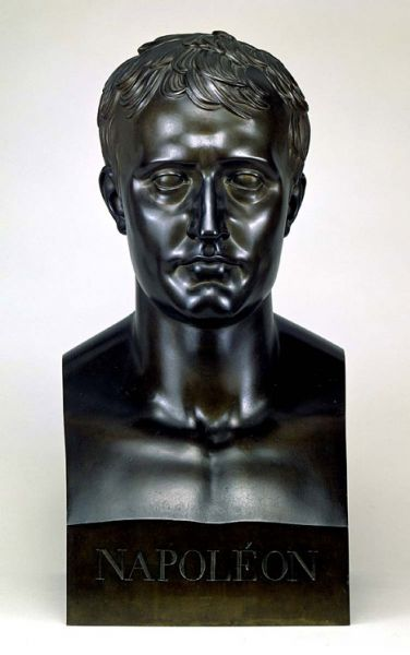 Featured image for the project: A Bust of Napoleon I