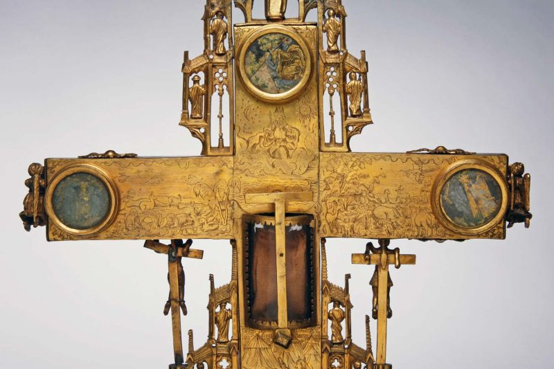 Featured image for the project: Relics and Reliquaries