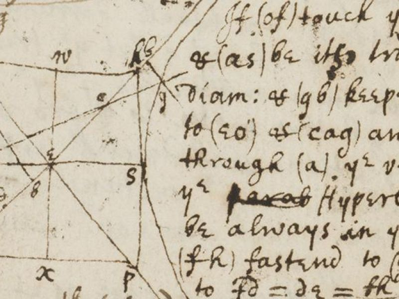 The Notebook of Isaac Newton