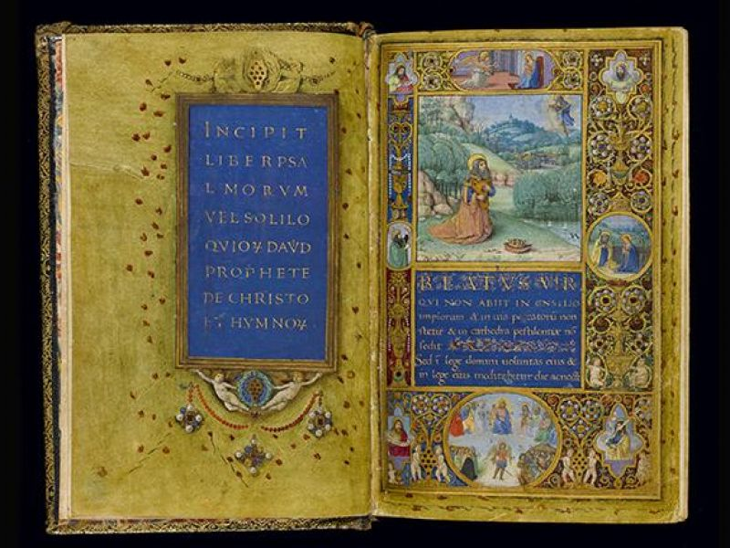 The Medici Psalter
