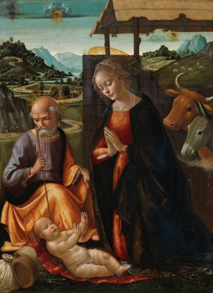 Featured image for the project: The Nativity