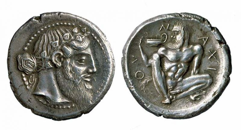 Featured image for the project: Tetradrachm