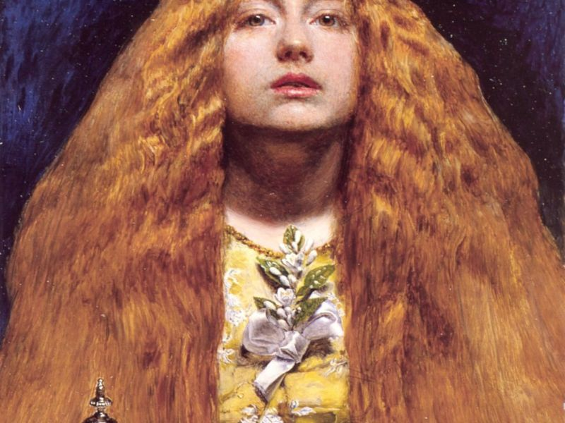 "Millais' ""Bridesmaid"""