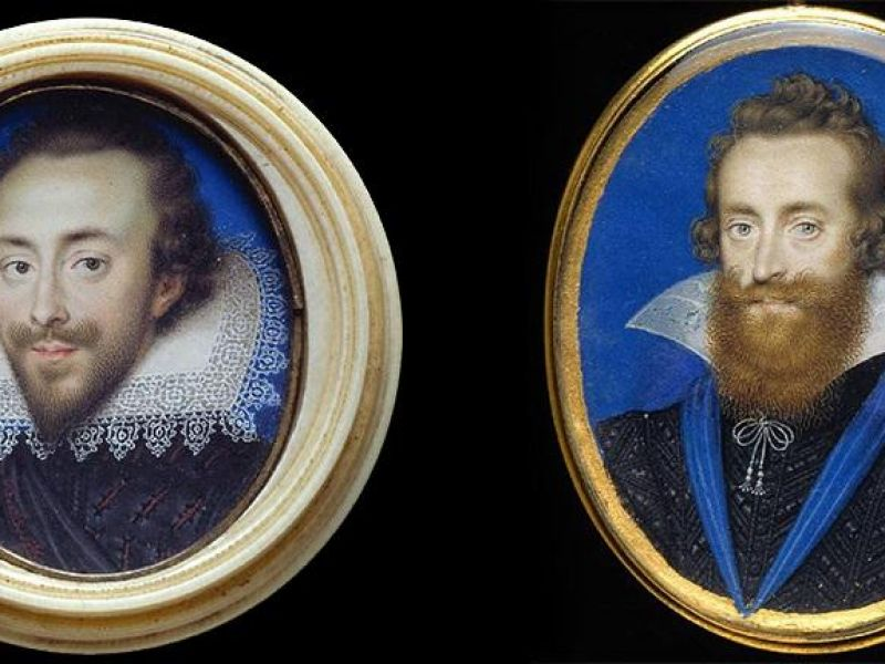 Featured image for the project: Unlocking the English Portrait Miniature: The Materiality of Isaac Oliver's Oeuvre