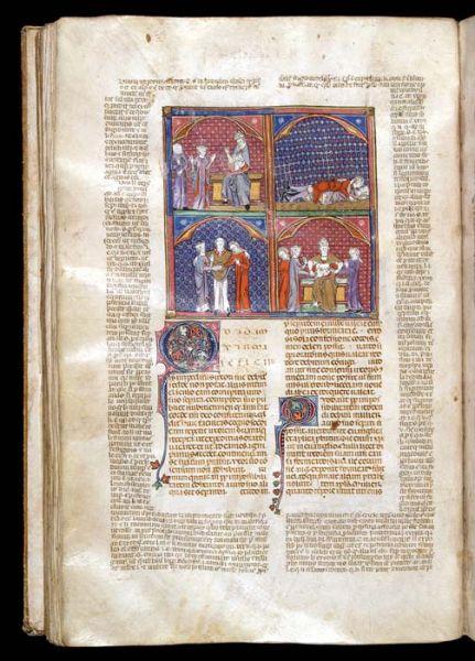 Featured image for the project: Gratian's Decretum