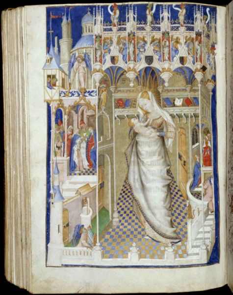 Featured image for the project: Books of Hours