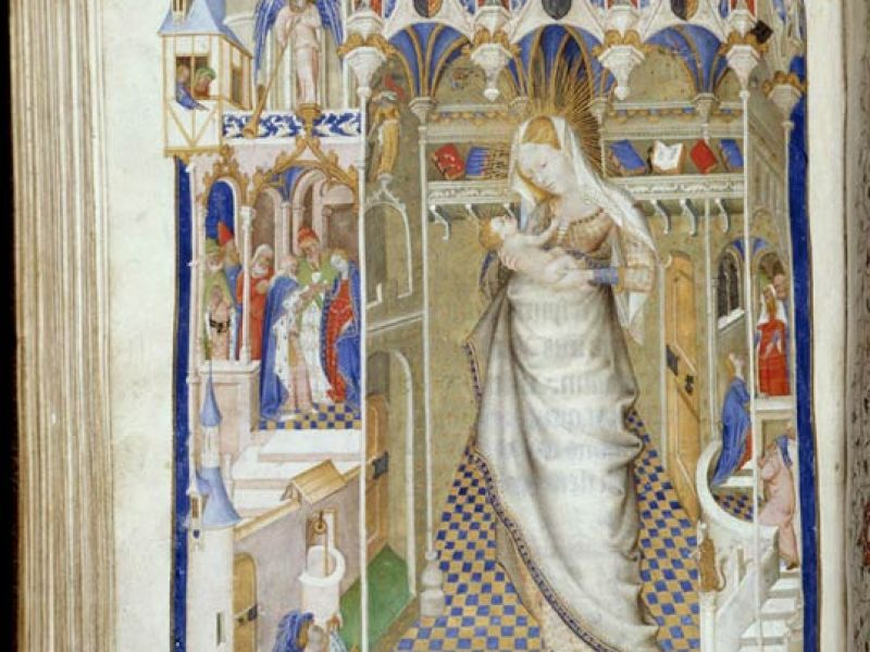 Highlight image for Book of Hours