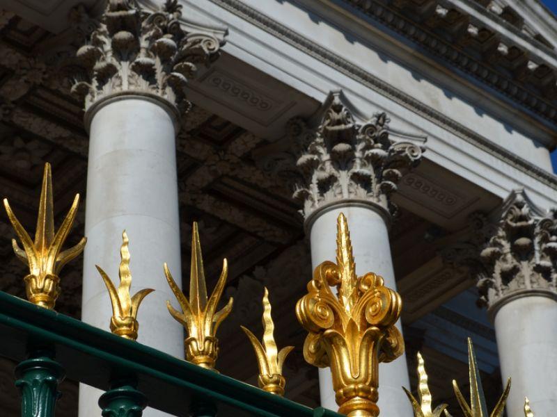 Fitzwillliam railings
