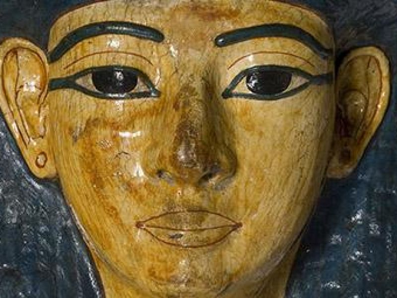 A highlight image for Egyptian Coffins Project