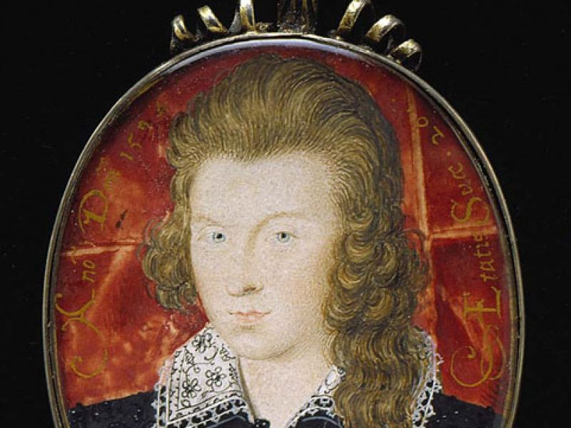 Highlight image for *Henry Wriothesley, third earl of Southampton*