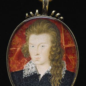 Henry Wriothesley as an unblemished 20 year old [3856]