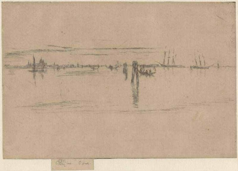 Featured image for the project: Whistler Prints in the Fitzwilliam Museum