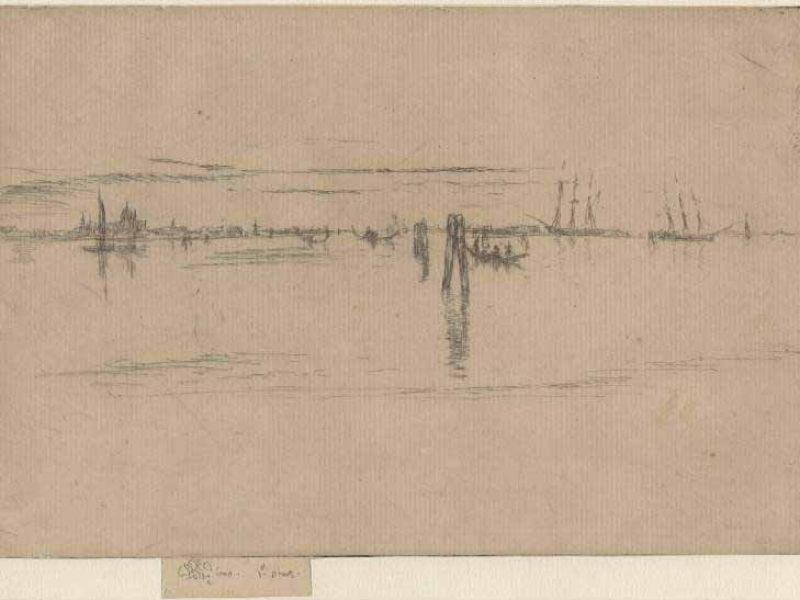 A Whistler print