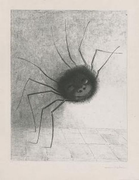 Featured image for the project: Lumière: Lithographs by Odilon Redon