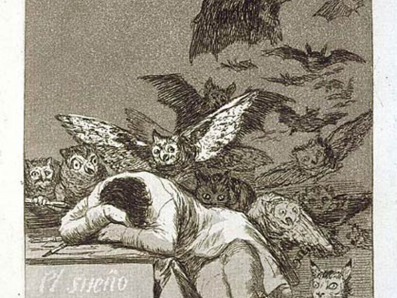 Highlight image for The Sleep of Reason Produces Monsters