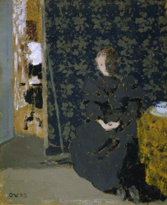 Seated woman: cup of coffee, 1893 © ADAGP, Paris and London 2003