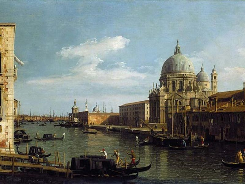 Highlight image for *View of the Grand Canal, Venice*