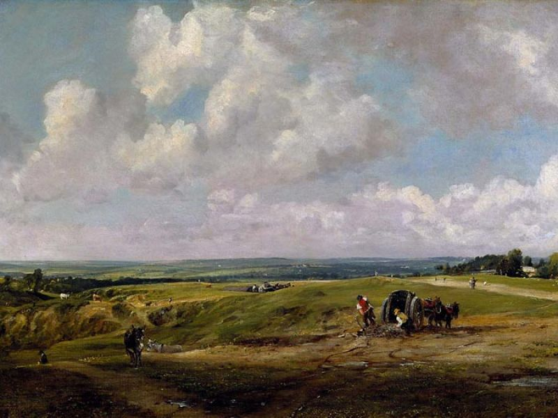 Hampstead Heath, c. 1820