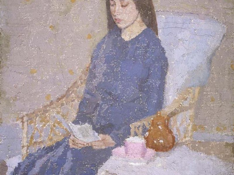 The Convalescent, c.1923-4
