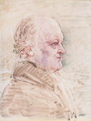 William Blake, by John Linnell