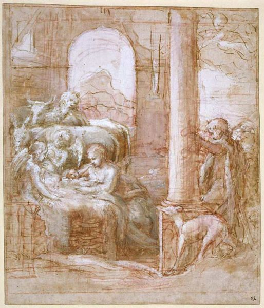 Featured image for the project: The Adoration of the Shepherds