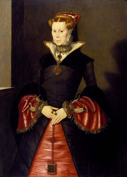 Featured image for the project: Mary Tudor