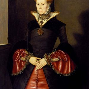 A Portrait of Mary Tudor