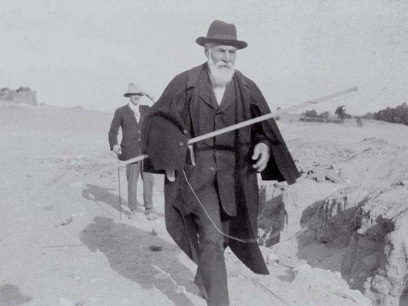 Highlight image for William Matthew Flinders Petrie