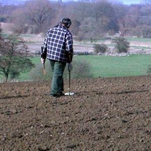 Detecting at Rendlesham