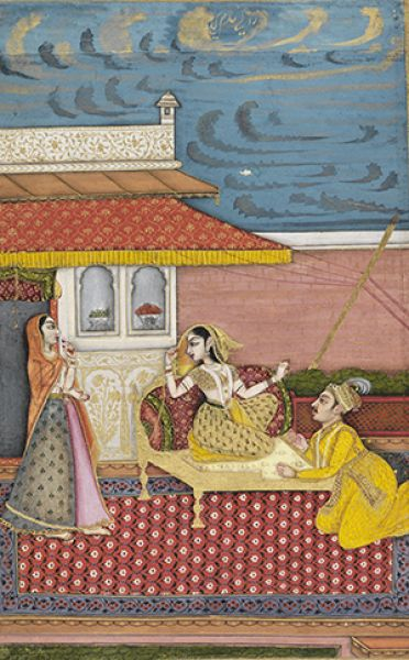 Featured image for the project: From Kabul to Kolkata: highlights of Indian painting in the Fitzwilliam Museum