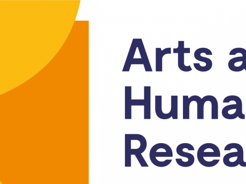 Logo for Arts and Humanities Research Council