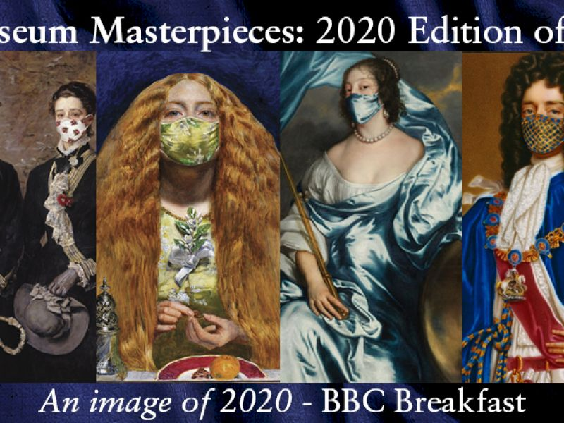 A highlight image for Fitzwilliam Museum Masterpieces: 2020 Edition of greetings cards