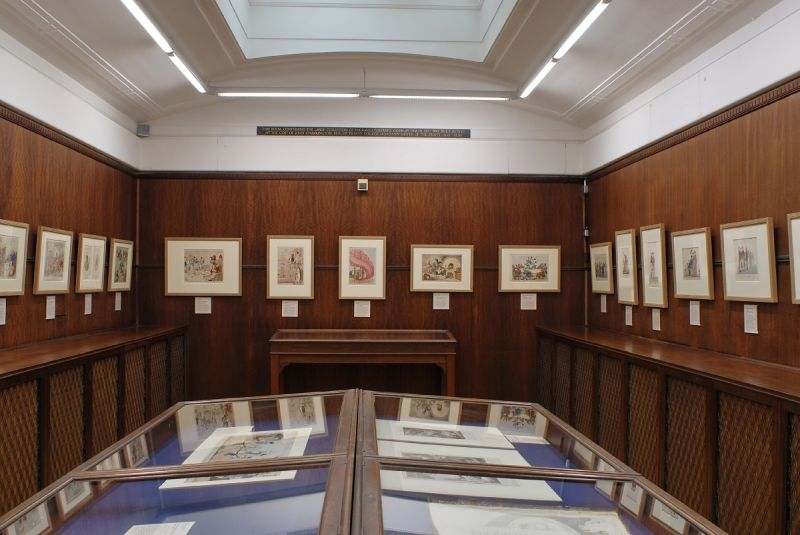 Featured image for the project: Gallery 16: Charrington Print Room Exhibitions