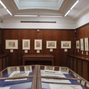 Gallery 16: Charrington Print Room Exhibitions