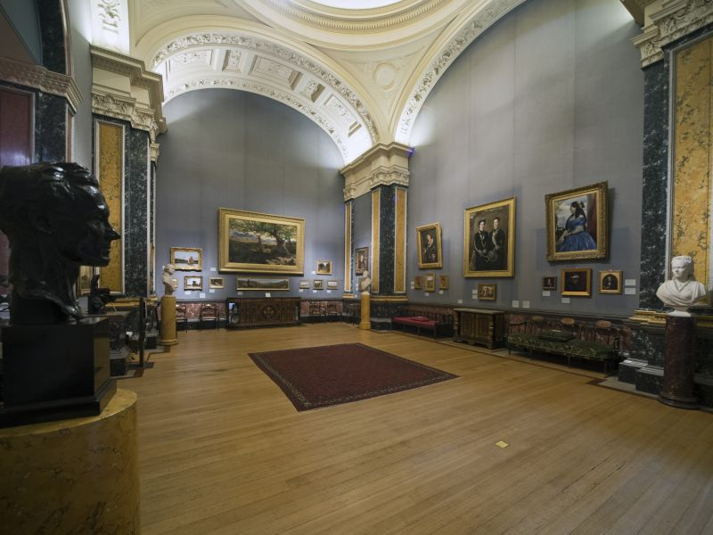 A highlight image for Gallery 2: British Art 19th Century