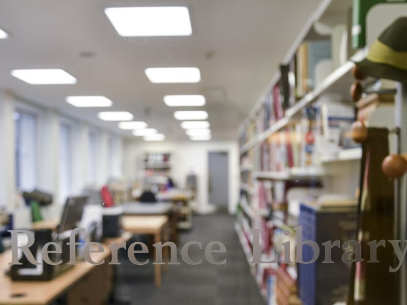 Highlight image for Reference Library