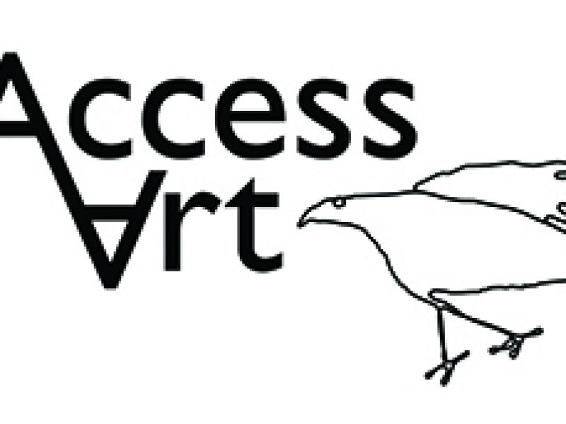 Logo for Access Art